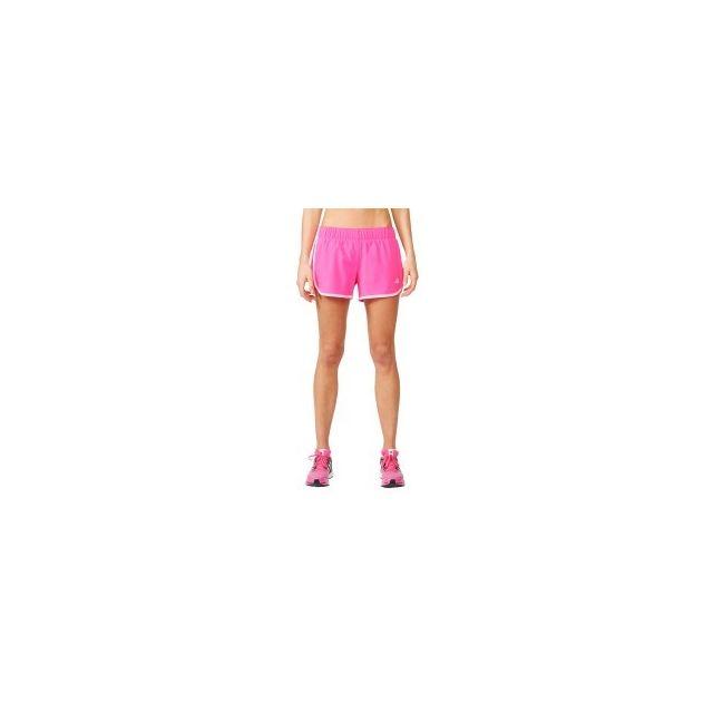 Adidas - Short M10 Woven Short rose femme - pas cher Achat   Vente Collants  - RueDuCommerce abca13229ce