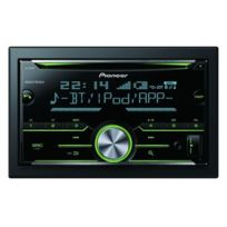 Pioneer - Autoradio Mp3 Fh-x730BT