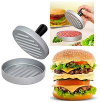 Touslescadeaux - Presse à Hamburger - Presse steak haché burger - en Métal