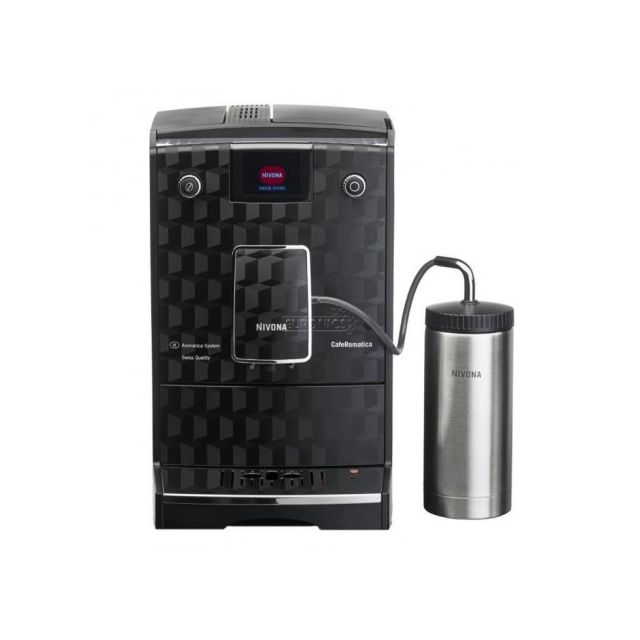 nivona nicr788 machine expresso automatique avec broyeur cafe romatica noir achat cafeti re. Black Bedroom Furniture Sets. Home Design Ideas