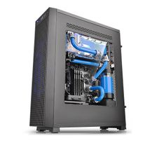 THERMALTAKE - Boitier PC ATX Core G3 - Noir avec fenêtre