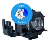 Genius - Super lampe Elplp34 pour vidéoprojecteur Epson Emp-82