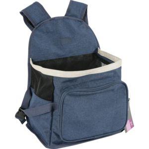 zolux sac transport ventral panama bleu pas cher achat vente equipement de transport pour. Black Bedroom Furniture Sets. Home Design Ideas