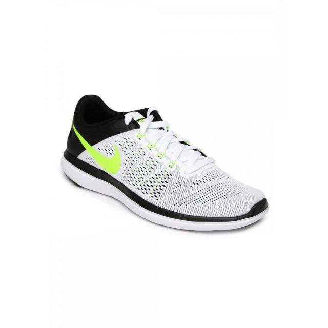 Nike Chaussure de running Flex 2016 Rn 830369 101 pas