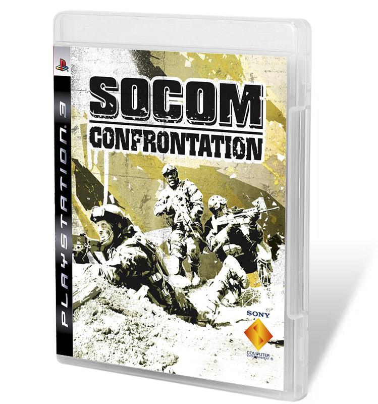 Socom, Confrontation - PS3