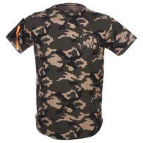 Biaggio - Tee shirt manches courtes Lucita kaki mc tee Vert 58500