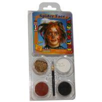 Eulenspiegel - Make-up D'ARAIGNÉE Set Maquillage