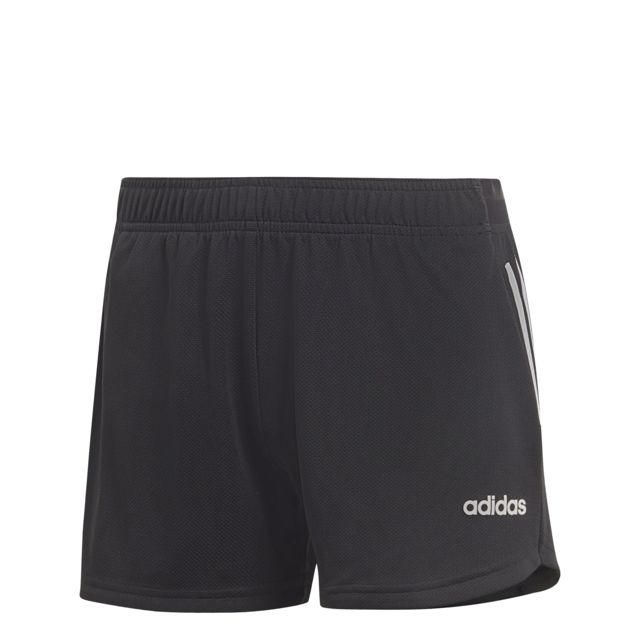 Adidas Short femme 3 Stripes pas cher Achat Vente