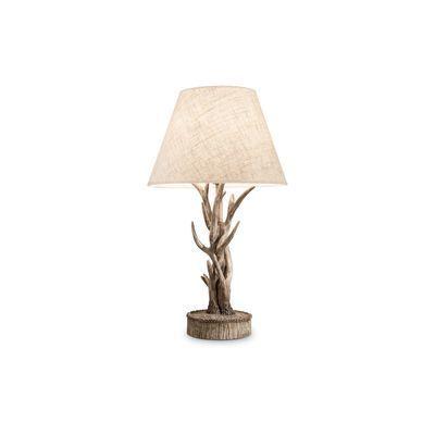 Boutica-design Lampe à poser Chalet 1x60W - Ideal Lux - 128207