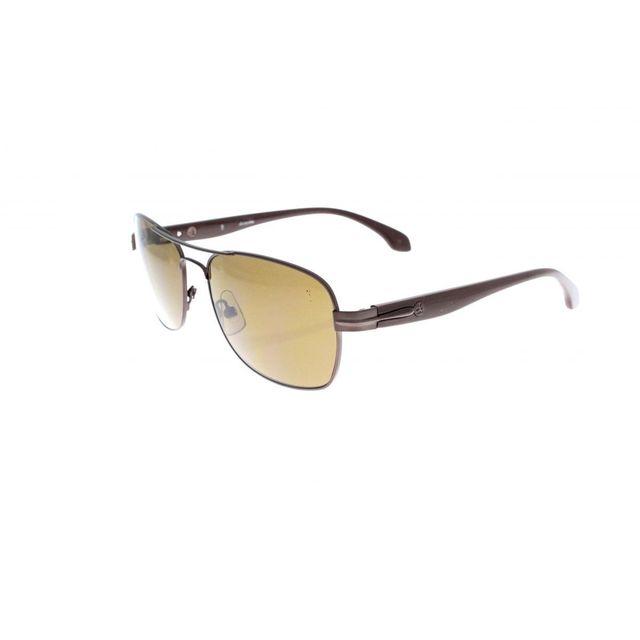 Calvin Klein - Ck 1176S 011 - Lunettes de soleil homme - pas cher Achat   Vente  Lunettes Aviateur - RueDuCommerce 34dfb0959e65