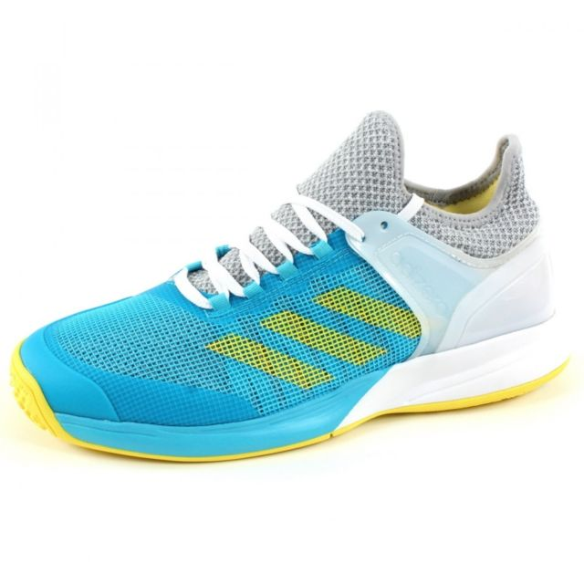 best sneakers e4b10 e66d7 Adidas performance - Chaussures de Tennis adidas performance Adizero  Ubersonic 2