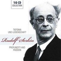 Membran - Rudolf Serkin - Profondeur & passion Coffret