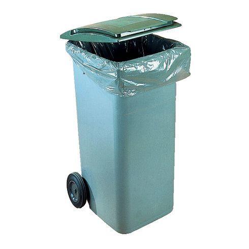 jm plast sac poubelle 240 litres pour conteneurs. Black Bedroom Furniture Sets. Home Design Ideas