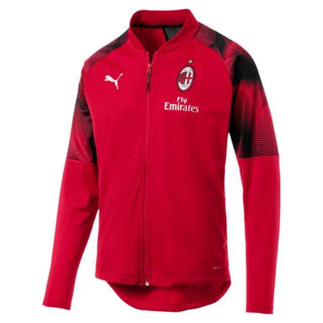 1819 Ac Milan Jacket Poly Stadium Puma Veste PYxwSS