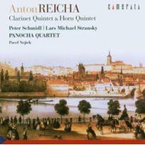 Camerata - Quintette Pour Clarinette Et Quatuor A Cordes, Op. 89 Cd
