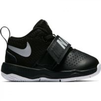 new product dfcd5 cd836 Nike - Chaussure de Basketball Team Hustle D 8 Td , noir pour bébé Pointure  -