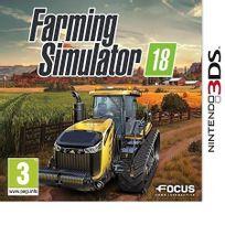FOCUS HOME INTERACTIVE - Farming Simulator 18 - 3DS