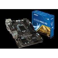 MSI - Carte mère B250M PRO-VD Socket 1151 - Chipset B250 Kabylake