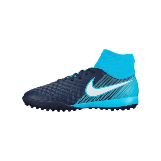 half off 757db f1534 Nike - Magistax Onda Ii Df Tf Bleu - 43 - pas cher Achat / Vente ...