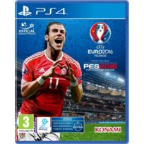 PS4 EURO 2016