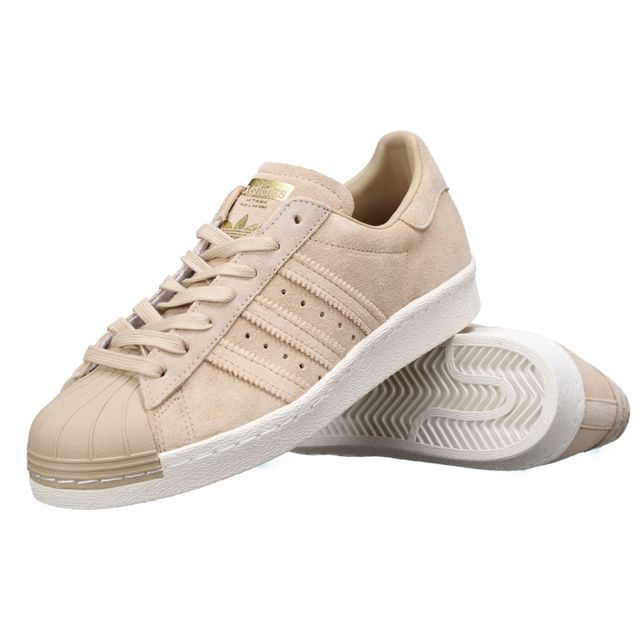 Adidas - Basket Superstar 80s Bb2227 Beige
