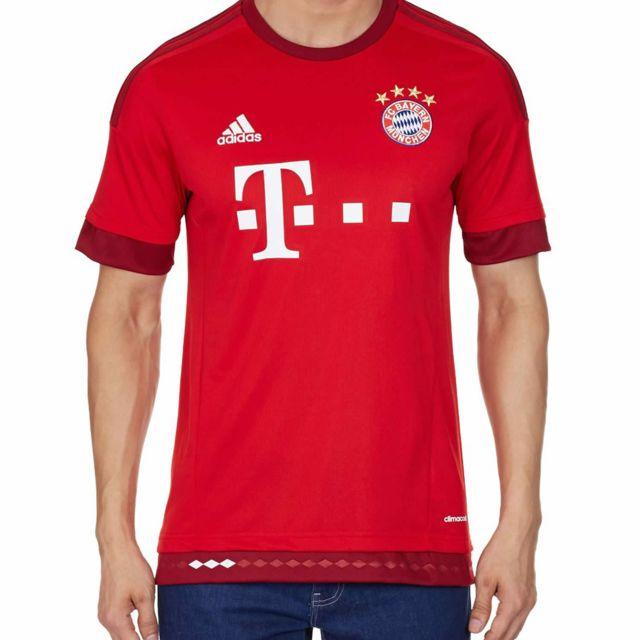 Adidas Maillot de foot Homme Bayern Munich XS pas cher