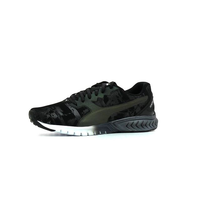 low priced 430ba 3cd62 Puma - Chaussures de running Ignite Dual Swan W Noir - 38 1 2 - pas cher  Achat   Vente Chaussures running - RueDuCommerce