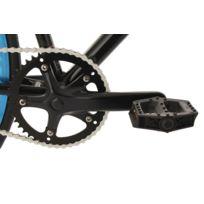 Vélo fitness fixie 28'' Pegado noir TC 53 cm