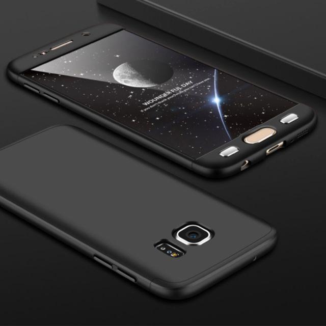 coque noir galaxy s7