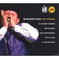 Delmark - Mississippi Heat - Delta bound DigiPack