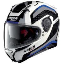 NOLAN - N87 Arkad N-Com White Blue Grey 44