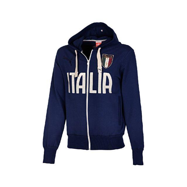 Cher Puma Capuche Italie Italia Achat Pas Vente Veste 0xa5rwIqx