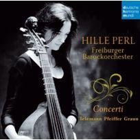Deutsche Harmonia Mu - Concertos For Viola Da Gamba - Cd