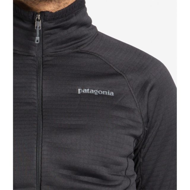 Patagonia - Veste M's R1 Full-Zip Jkt Black - Sh40128 Noir - XL