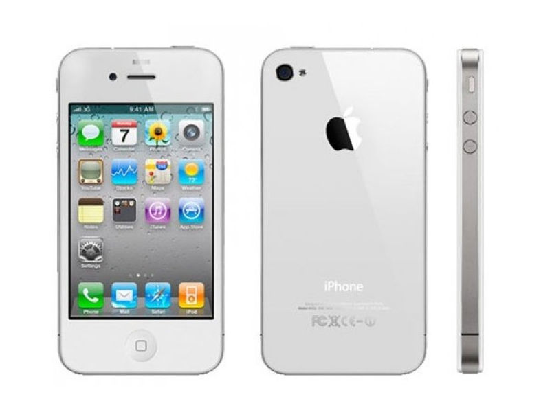 iPhone 4S - 16 Go - Blanc - Reconditionné