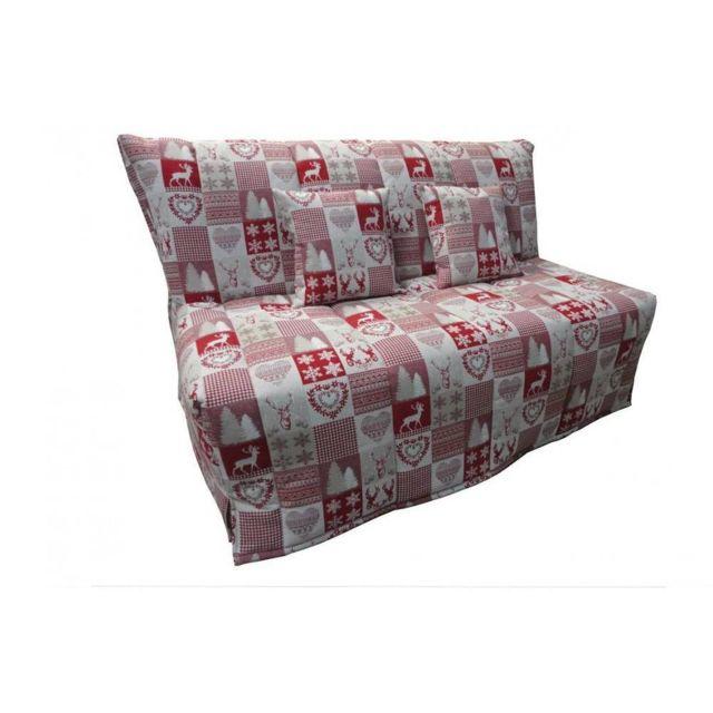 canap convertible matelas. Black Bedroom Furniture Sets. Home Design Ideas