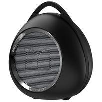 MONSTER - Enceinte Bluetooth/NFC portable Superstar HotShot - Noir/Platinum