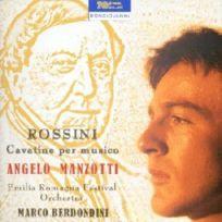 Bongiovani - Cavatine Per Musico