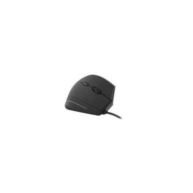 T'NB Souris filaire ergonomique verticale ERGOLINE - noir Souris filaire ergonomique verticale ERGOLINE - noir