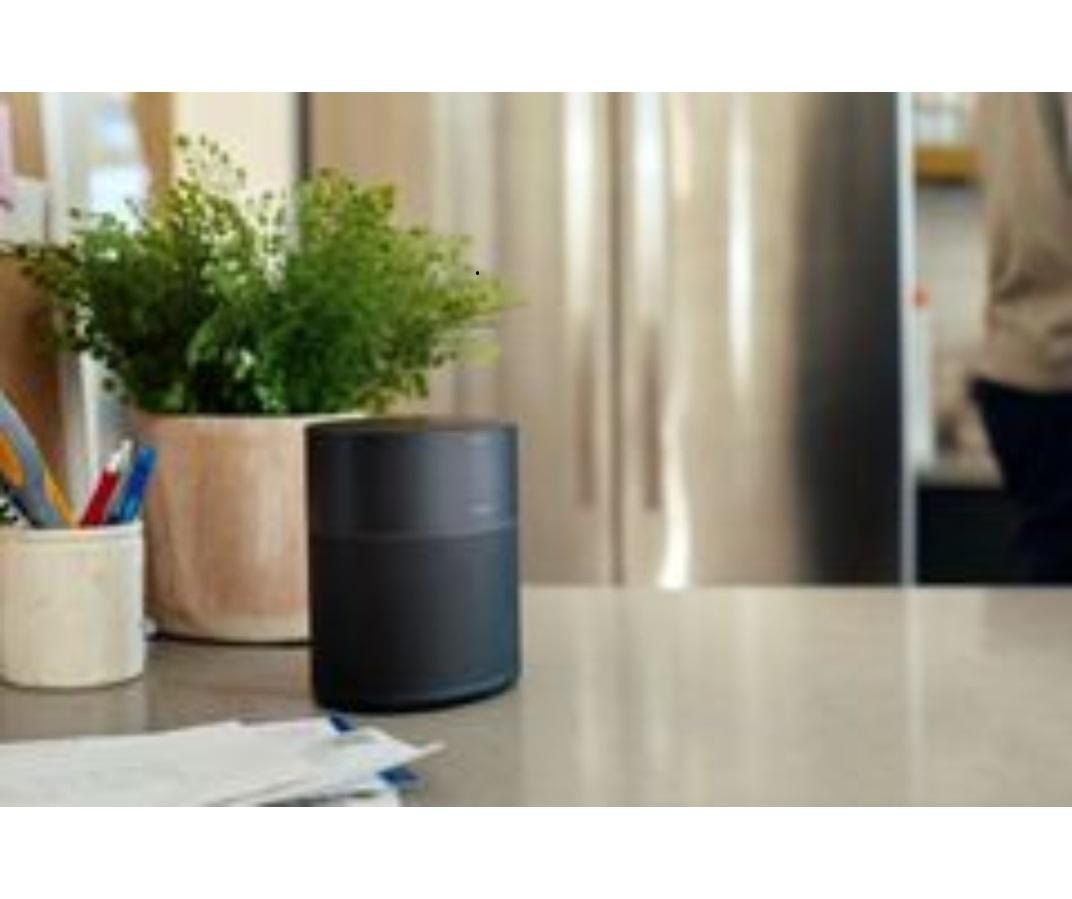 Home Speaker 300 - Noir