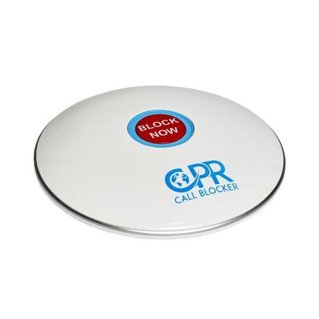 Cpr Call Blocker - Bloqueur d'appels Shield Blanc
