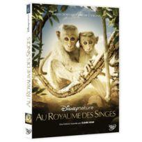 Disney Nature - Dvd Au Royaume Des Singes