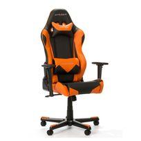 Dx Racer - Siege Racing Re0 Noir/Orange