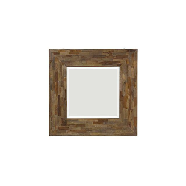 Miroir carré 90 cm - Alen