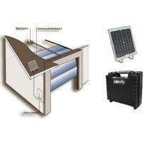 Somfy - Kit d'alimentation solaire pour porte de garage Solarset Pro