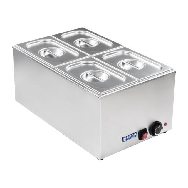 Autre Bain-marie électrique professionnel bac Gn 1/4 1 200 watts 3614100