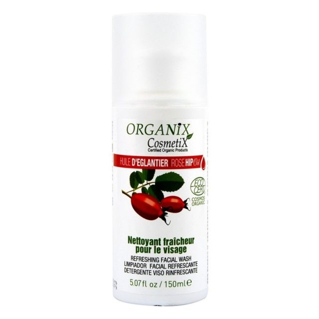 Gloss - Nettoyant éclat visage huile d'églantier Bio Ecocert 150ml