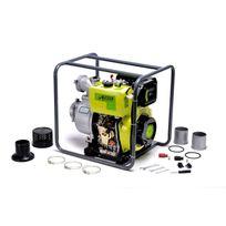 Varanmotors - Pompe à eau Diesel Motopompe 4'' 406cc 10CV, Dém. Electrique, 96m3/heure, 31m max
