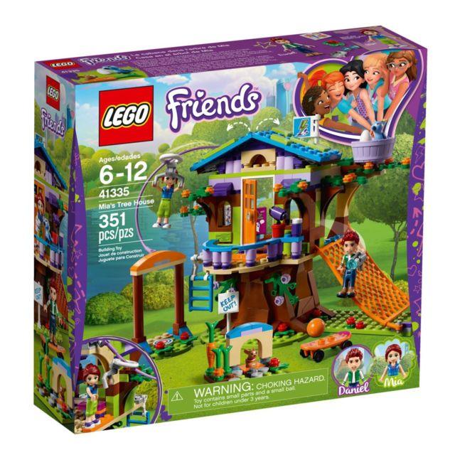 Lego - Friends - La cabane dans les arbres de Mia - 41335