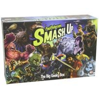 Alderac Entertainment - Smash Up: The Big Geeky Box Card Game Expansion